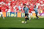 Diogo Olivier: a vitória do Grêmio foi o triunfo do jogo com a bola no pé Lucas Uebel/Divulgação