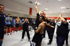 VÍDEO: Grêmio mostra bastidores da vitória no Gre-Nal 410 Reprodução/Facebook