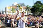 Cruz Alta recebe a Tocha Olímpica na tarde desta segunda-feira Sirli Freitas/especial