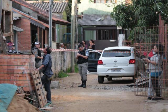 """""""Abandonou completamente qualquer técnica policial"""", diz especialista sobre soldado morto André Ávila/Agencia RBS"""