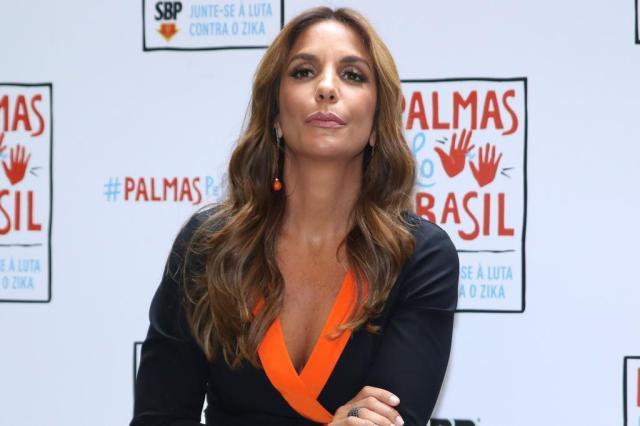 Ivete Sangalo está grávida, diz site Thiago Duran/Ag News