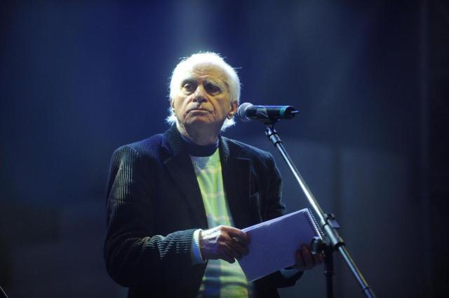 Ignácio de Loyola Brandão recebe o prêmio Machado de Assis, da Academia Brasileira de Letras Diogo Zanatta/Especial