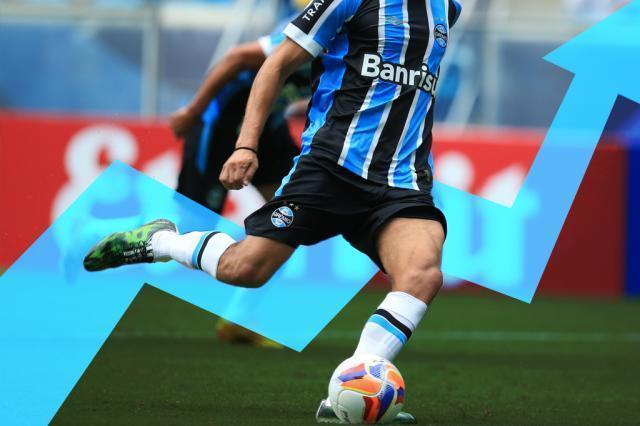 Cotação ZH: Arthur e Barrios são os melhores do Grêmio na vitória sobre o Fluminense Arte / ZH/ZH