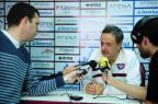 Homem forte do futebol grená, Setti se emociona com a volta do Caxias ao Gauchão Diogo Sallaberry/Agencia RBS