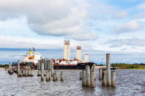 Governo federal libera R$ 84 milhões para a segunda ponte do Guaíba (Omar Freitas/Agencia RBS)
