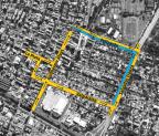 Trânsito muda neste sábado em três ruas do bairro Jardim Botânico, em Porto Alegre Arte ZH/rbs