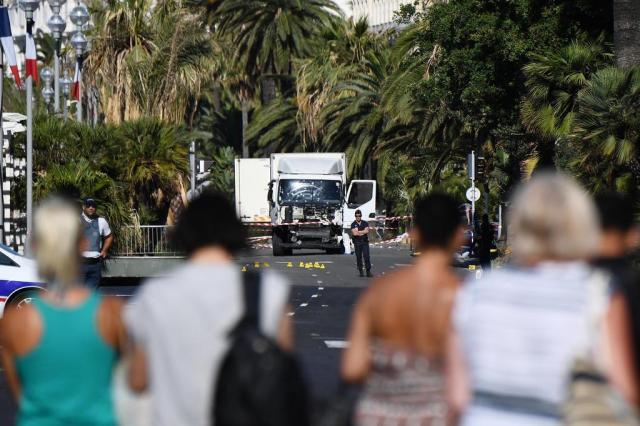 Motorista do caminhão do atentado de Nice é identificado  AFP/AFP