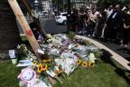 Começam a ser divulgados os nomes das vítimas do ataque em Nice BORIS HORVAT / AFP/