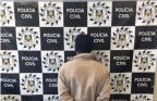 Homem é preso por guardar imagens de sexo com crianças em celular Divulgação/Polícia Civil