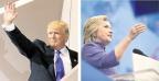 A tensa largada na eleição presidencial nos Estados Unidos Alex Wong e Stephen Maturen / AFP/AFP
