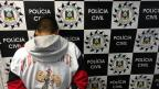Preso homem que roubava carro de mulheres na Capital Polícia Civil / Divulgação/Divulgação