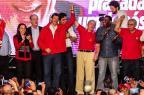 Com presença de Lula, PT lança candidatura de Haddad à reeleição Paulo Pinto/AGPT