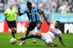Brasileirão: Grêmio x São Paulo