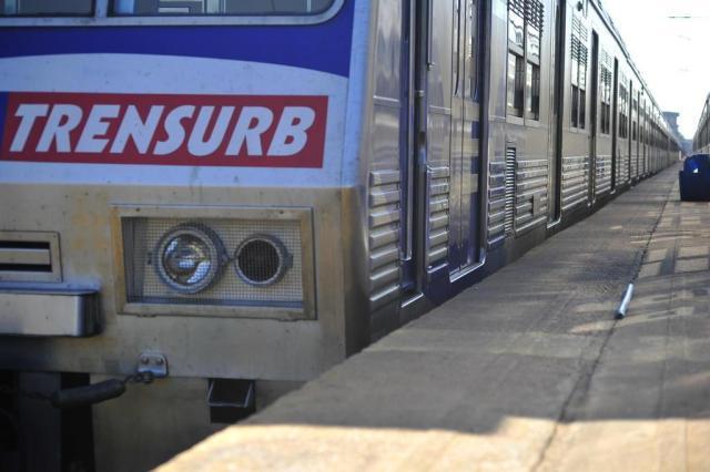 Passageiro do Trensurb é esfaqueado em tentativa de assalto Tadeu Vilani/Agência RBS