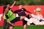 Reapresentação do Inter tem coletivo para reservas e jovens da base