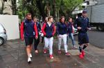 Nadadores franceses iniciam treinos em Porto Alegre