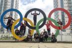 FOTOS: apesar de polêmicas, atletas começam a curtir a Vila Olímpica Reprodução / Instagram/Instagram