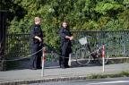 Mala explode perto de centro de refugiados na Alemanha Daniel Karmann/AFP