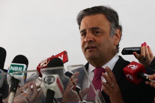 Mendes autoriza PF a continuar investigação contra Aécio sobre CPI dos Correios José Cruz/Agência Brasil