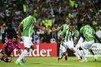 Nacional-COL vence Independiente del Valle e é campeão da América (RAUL ARBOLEDA/AFP)