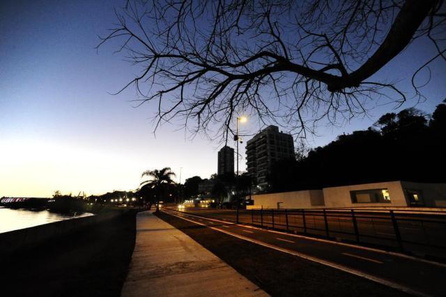 Porto Alegre amanhece com temperatura de 6°C e máxima não passa dos 14°C Ronaldo Bernardi/Agencia RBS