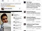 """Médico debocha de paciente na internet: """"Não existe peleumonia e nem raôxis"""" Reprodução / Facebook/Facebook"""
