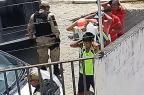 Rio Grande do Norte registra 36 ataques a ônibus em onze cidades Secretaria de Segurança do Rio Grande do Norte/Divulgação