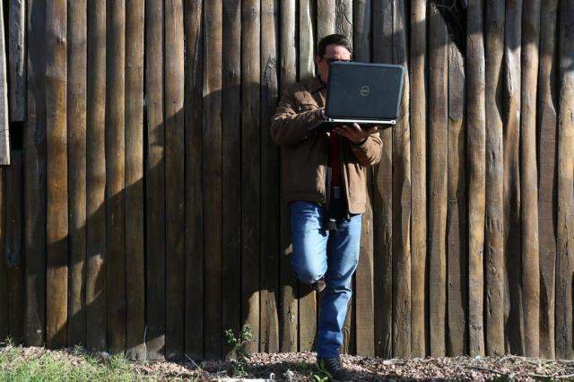 A um clic do aprendizado Diego Vara/Agencia RBS