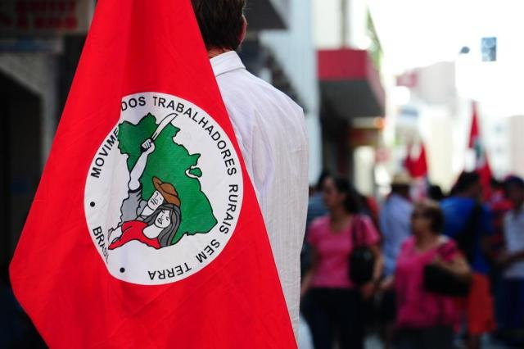 STJ julga pedido de habeas corpus de sem-terra presos com base em lei antiterrorista Charles Guerra/Agencia RBS