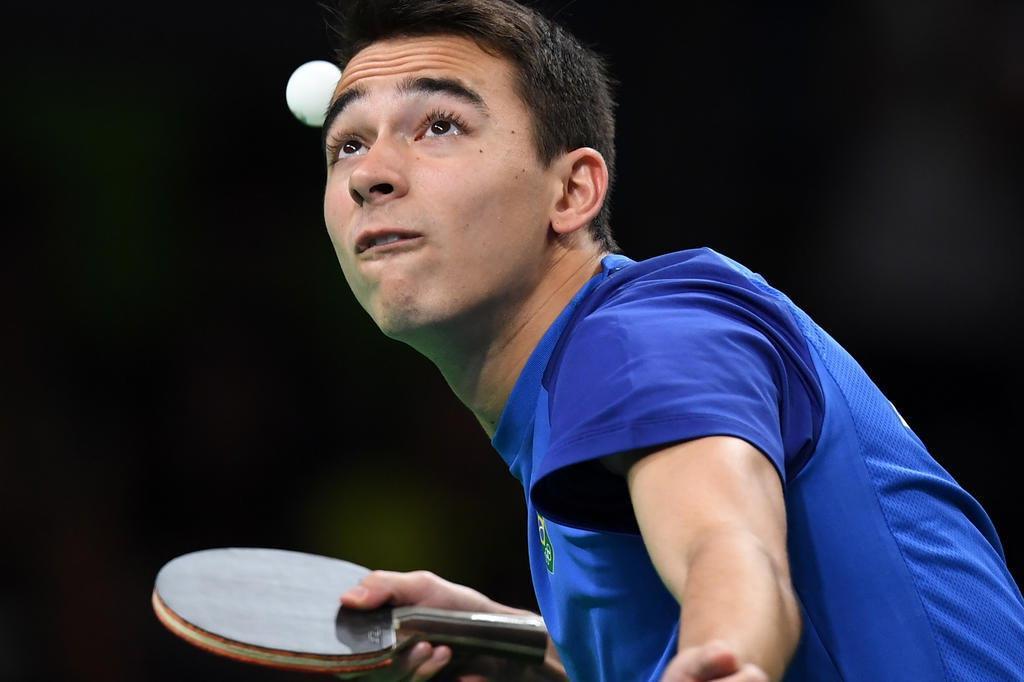 Brasil estreia no Mundial de Tênis de Mesa sem perder um set