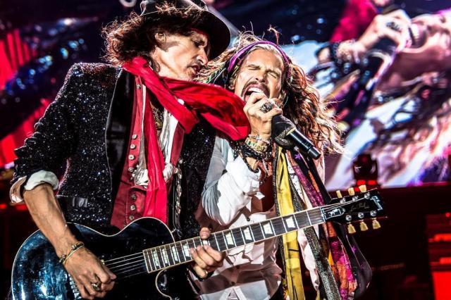 Aerosmith é confirmado como atração do Rock in Rio Hits Entretenimento/Divulgação