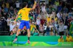 """Em vídeo, Bellucci agradece à torcida: """"Um dos jogos mais especiais da minha carreira"""" Divulgação / Ministério do Esporte/Ministério do Esporte"""