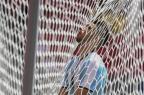 Fifa ameaça AFA de suspensão após mudança no estatuto EVARISTO SA/AFP