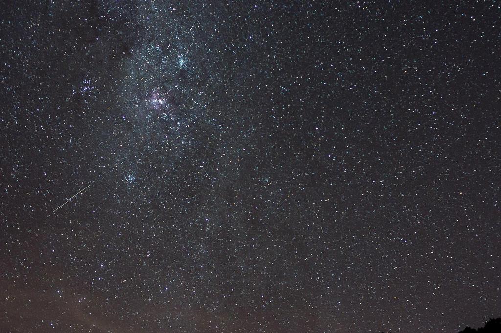 Chuva de meteoros poderá ser vista na madrugada desta sexta-feira Guilherme Benck/Arquivo Pessoal