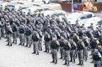 PMs de Santa Maria reforçam o policiamento de Porto Alegre a partir desta segunda-feira Ronaldo Bernardi/Agencia RBS