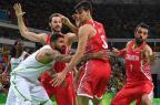 Brasil fica no quase outra vez e perde para a Croácia no basquete Mark RALSTON/AFP