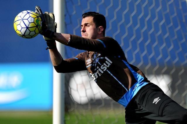 Renato projeta força máxima na Copa do Brasil e espera por Grohe Fernando Gomes/Agencia RBS