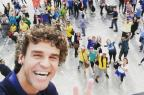 Gustavo Kuerten, o brasileiro mais querido da Olimpíada Rio 2016 Reprodução/Instagram