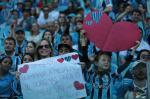 Dia dos Pais na Arena do Grêmio