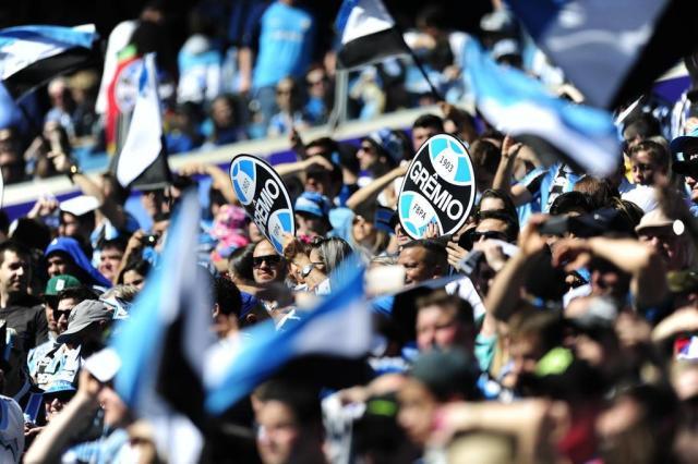 Grêmio inicia venda de ingressos a sócios na internet para Gre-Nal 411 André Ávila/Agencia RBS