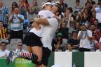 Bethanie Mattek-Sands e Jack Sock vencem nas duplas mistas e impedem ouro histórico de Venus Williams Luis Acosta / AFP/AFP