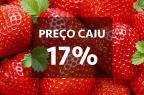 12 frutas e verduras tiveram queda de preço, conforme levantamento da Ceasa Arte DG/