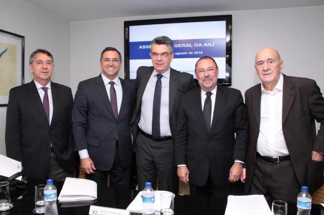 Marcelo Rech é eleito presidente da Associação Nacional de Jornais Edgar Marra/Divulgação/ANJ