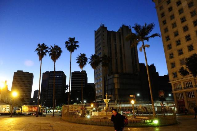 Semana começa com 7°C em Porto Alegre e sensação térmica de 3,5°C Ronaldo Bernardi/Agencia RBS