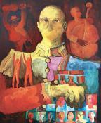 Clara Pechansky celebra 60 anos de carreira com exposição no Margs Clara Pechansky/Divulgação