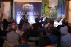 Fundo privado para seguro agrícola pauta debate com o ministro da Agricultura na Casa RBS Tadeu Vilani/Agencia RBS