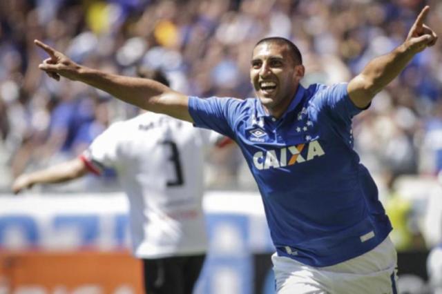 Fifa intima Cruzeiro a pagar dívida por Ábila, mas time promete recurso Thomas Santos/AGIF/Lancepress!