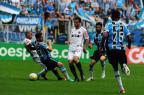 Grêmio leva gol no final e empata com o Atlético-MG na Arena Fernando Gomes/Agencia RBS