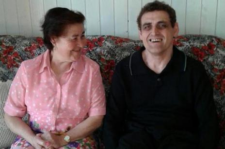 Reencontro de filho com a mãe após 49 anos emociona duas famílias (Arquivo pessoal/Arquivo pessoal/Maria Santin Camello)