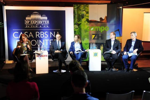 Especialistas apontam meios de tornar a produção sustentável Adriana Franciosi/Agencia RBS